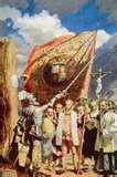 60 - 1535 - 14 de Enero. La capital. Francisco Pizarro decide fundar la capital de su gobernación en el asiento del curaca de Lima, Taulichusco.
