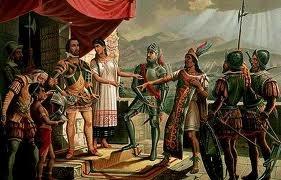 08 - PROTAGONISTA DEL DESCUBRIMIENTO Y CONQUISTA DE MEXICO