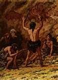 08 - El hombre de Java y el hombre de Pekín son sus representantes más famosos, este Homo Erectus se dirige de Asia o África hacia Europa y demora unos 200 mil años en llegar a Grecia o Alemania.