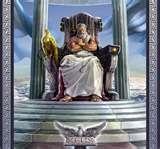 15 - Hermes, durante toda su vida ofrece provechosa ayuda, esta muy cerca de su padre Zeus, quien lo elige como a uno de sus hijos predilectos. La misión de Hermes como el interlocutor oficial entre los dioses y los hombres, la realiza perfectamente.