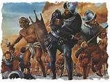 139 – Las tropas nativas siguieron su camino y arribaron a Parcos (Huancavelica), donde se las vieron con un nuevo contingente de españoles que trataban de avanzar hasta el Cusco.