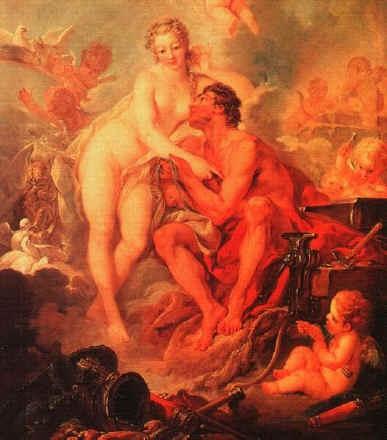 07 - Una antigua leyenda romana dice que todo sucedió como consecuencia entre una pelea entre Vulcano, el dios del fuego, y Ceres, la diosa de la vegetación y de los granos. Vulcano enfureció tanto que arrancó los granos de trigo de la tierra y los aplasto con su enorme masa de hierro. La harina que obtuvo la introdujo por la boca del Vesubio entre las llamas y vapores, luego roció con jugo de aceitunas y se comió su resultado, un plato de pastas.