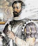 106 – (1536 – 15 de Agosto) Juan de Ayolas, uno de los capitanes de don Pedro de Mendoza, explora el río Paraná y descubre el río Paraguay, remontándolo llega hasta Lambaré donde levanta un fuerte, este es el principio histórico de la ciudad de Asunción.