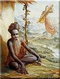 14 - En el Rig-Veda también se menciona la mantequilla. Como comida y ofrenda para los dioses, existe una antigua receta de malta y queso fritos en mantequilla.