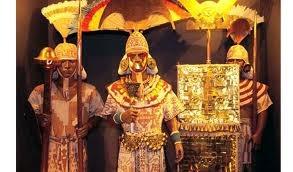 20 – (1533)  17 de Junio. El tesoro. Comienza el reparto del rescate, las piezas de oro y plata llenan tres cuartos enteros... Es una tarea muy minuciosa y controvertida en todas sus partes...