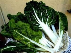 023 - Las verduras de hojas verdes deben ponerse a cocer en agua hirviendo.