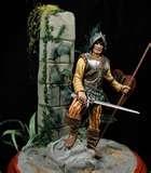 38 – (1534) - 28 de Marzo. Refuerzos. Gabriel de Rojas con otros capitanes cruza el valle del Rímac camino hacia el Cusco en busca del conquistador y gobernador Francisco Pizarro.