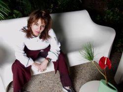 Helena Ibarra, en un descanso de los fogones.  / Crédito:Cortesía de Helena Ibarra